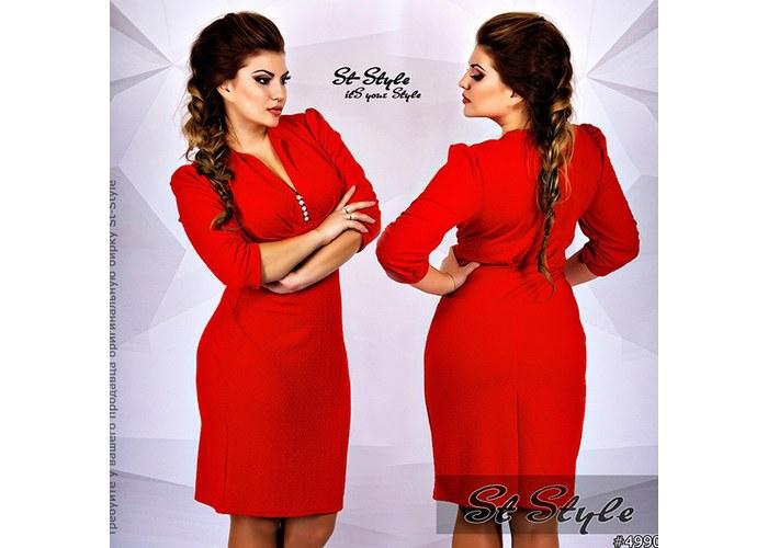 Модные вечерние платья 50-52 размер